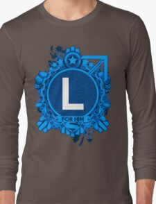 FOR HIM - L Long Sleeve T-Shirt