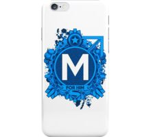 FOR HIM - M iPhone Case/Skin