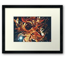 Dale Chihuly Glass Museum  Framed Print