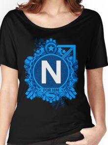 FOR HIM - N Women's Relaxed Fit T-Shirt