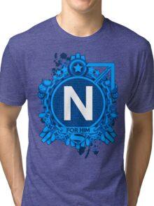 FOR HIM - N Tri-blend T-Shirt