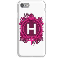 FOR HER - H iPhone Case/Skin