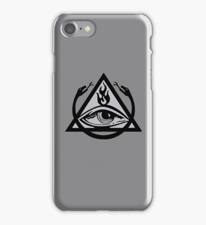 The Order of the Triad (The Venture Brothers) - No text! iPhone Case/Skin