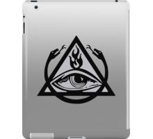 The Order of the Triad (The Venture Brothers) - No text! iPad Case/Skin