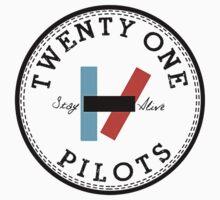 twenty one pilots Baby Tee