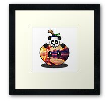 In Conclusion  Framed Print