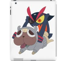 Kill la Kill Guts and Senketsu iPad Case/Skin