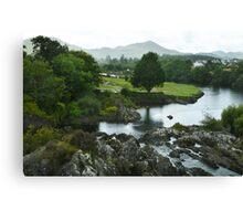 Sneem Co Kerry Ireland. Canvas Print