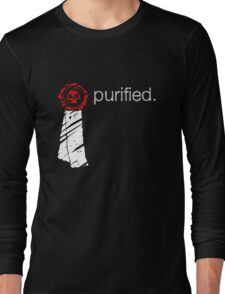 Purity Seal Long Sleeve T-Shirt
