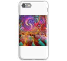 Unknown Atmosphere This Past Weekend iPhone Case/Skin