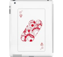 Two (of) Hearts iPad Case/Skin