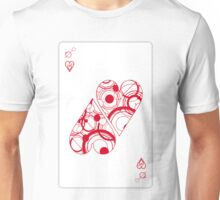Two (of) Hearts Unisex T-Shirt