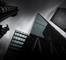 London Skyscrapers by Ian Hufton