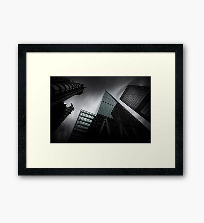 London Skyscrapers Framed Print