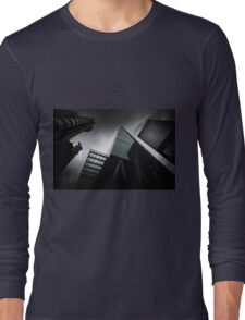 London Skyscrapers Long Sleeve T-Shirt