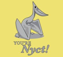 You're Nyct! Kids Clothes