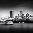 London Skyline / Cityscape by Ian Hufton