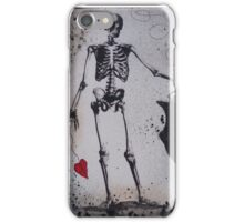 Raven, Tell Me A Tale (Edgar A. Poe tribute) iPhone Case/Skin