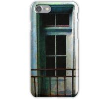Blue Balcony iPhone Case/Skin