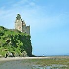 Greenan Castle by Stuart  Fellowes