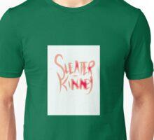 Sleater-Kinney band design.  Unisex T-Shirt