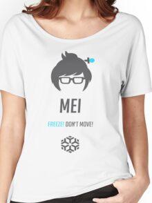 OVERWATCH MEI Women's Relaxed Fit T-Shirt