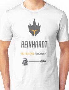 OVERWATCH REINHARDT Unisex T-Shirt