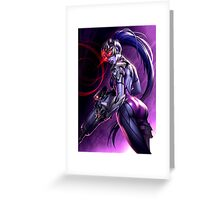 OVERWATCH WIDOWMAKER Greeting Card