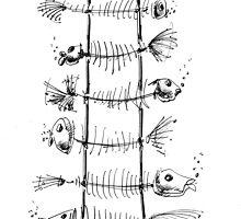 Fishbone Ladder by BorisBurakov