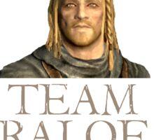 team ralof  Sticker