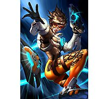OVERWATCH TRACER Photographic Print