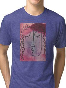 The Girl Tri-blend T-Shirt