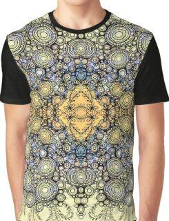 Fleur Vintage pattern - antique hyacinth Graphic T-Shirt