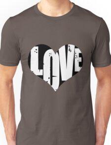 Love in Heart Unisex T-Shirt