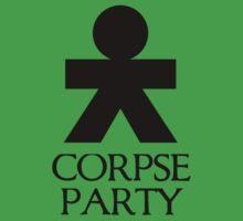 Corpse Party black Kids Clothes