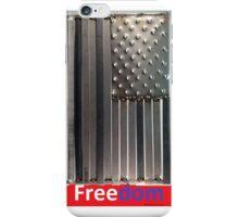 Bullet Freedom Flag 2 iPhone Case/Skin