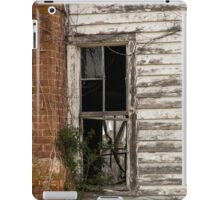 Window into the past iPad Case/Skin