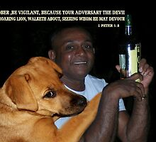 LORD HELP ME BE THE KIND OF PERSON MY DOG THINKS I AM (with biblical text) PICTURE AND OR CARD>VERSION ONE by ✿✿ Bonita ✿✿ ђєℓℓσ