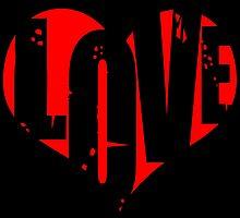 Love in Heart by bogratt