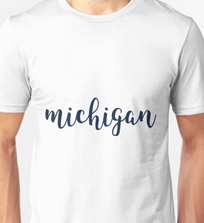 University of Michigan Unisex T-Shirt