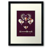 Kingdom Crew 2 Framed Print