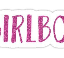Hashtag Girl boss Sticker