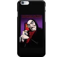 DON'T OPEN THE RED DOOR! iPhone Case/Skin