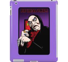 DON'T OPEN THE RED DOOR! iPad Case/Skin
