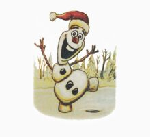 Christmas Olaf from Disney Frozen Kids Clothes