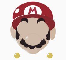 Super Mario Bros One Piece - Short Sleeve