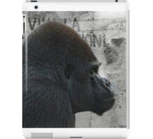 looking up to the light iPad Case/Skin