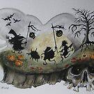 Halloween Night! by David Irvine