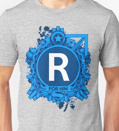 FOR HIM - R Unisex T-Shirt