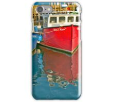 Scallop fishing boats iPhone Case/Skin